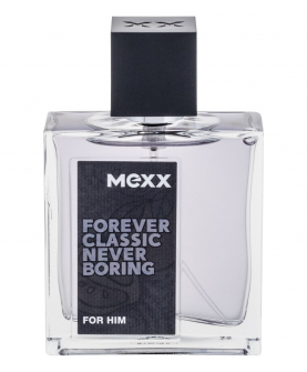 Mexx Forever Classic Never Boring Woda Toaletowa 50 ml