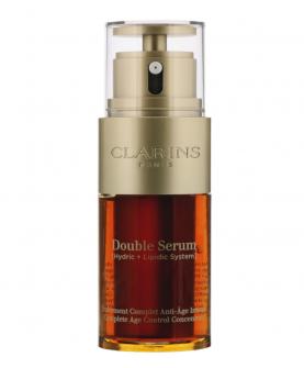 Clarins Double Serum Complete Age Control Concentrate Globalna Esencja Przeciwstarzeniowa Tester 30 ml
