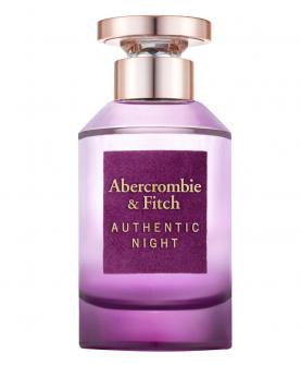 Abercrombie & Fitch Authentic Night Woda Perfumowana 100 ml