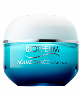 Biotherm Aquasource Night Spa Krem na Noc 50 ml