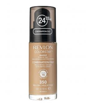 Revlon Colorstay Combination Oily Skin 350 Rich Tan Podkład 30 ml