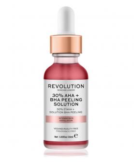 Peeling Makeup Revolution London Skincare 30% AHA + BHA Peeling Solution 30 ml