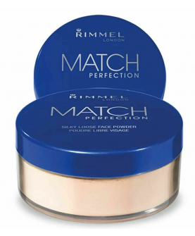 Rimmel London Match Perfection 001 Transparent Puder 10 g