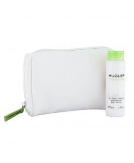 Thierry Mugler Mugler Cologne Mleczko do Ciała 80 ml + Kosmetyczka Unisex Zestaw