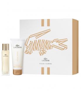 Lacoste Pour Femme Woda Perfumowana 50 ml + Mleczko do Ciała 100 ml Zestaw