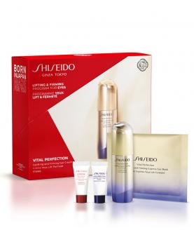Shiseido Vital Perfection pod Oczy 15 ml  Zestaw