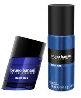 Bruno Banani Magic Man Woda Toaletowa 30 ml + Dezodorant 150 ml Zestaw