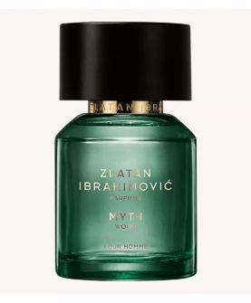 Zlatan Ibrahimovic Myth Wood Woda Toaletowa 100 ml