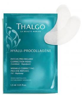 Thalgo Hyalu-Procollagene Wrinkle Correcting Pro Eye Patches na Okolice Oczu 8 x 2 szt 12 ml