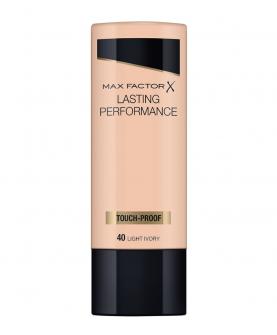 Max Factor Lasting Performance Podkład Odcień 40 Light Ivory 35 ml