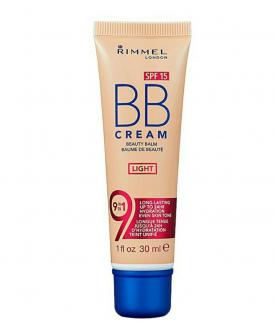 Rimmel London BB Cream 9in1 Krem BB SPF15 Odcień Light 30 ml