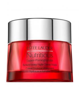 Estee Lauder Super-Pomegranate Nutritious Radiant Energy Night Creme Mask Krem na Noc 50 ml