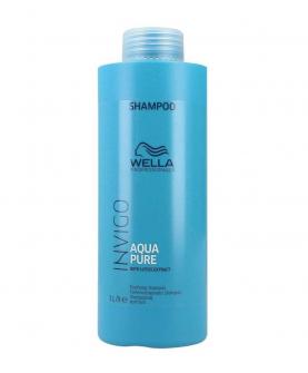Wella Invigo Aqua Pure Szampon do Włosów 1000 ml