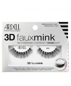 Ardell 3D Faux Mink 860 Sztuczne Rzęsy 1 Para