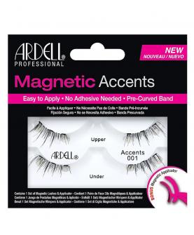 Ardell Magnetic Accents 001 Magnetyczne Rzęsy 1szt + Magnetyczny Aplikator