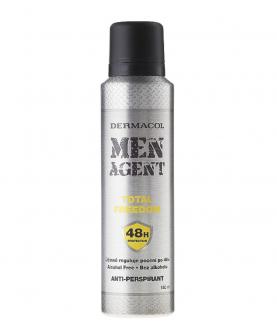 Dermacol Men Agent Total Freedom Dezodorant Spray 150 ml