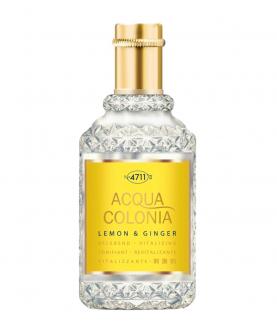 4711 Acqua Colonia Lemon & Ginger Eau De Cologne Woda Kolońska 50 ml