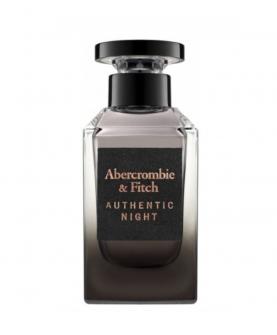 Abercrombie & Fitch Authentic Night Woda Toaletowa 100 ml