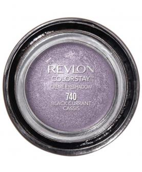 Revlon Colorstay Odcień 740 Black Currant Cienie do Powiek 5,2 g
