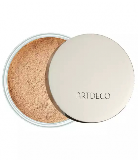 Artdeco Mineral Powder Foundation 6 Honey Puder Sypki 15 g