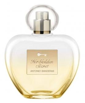 Antonio Banderas Her Golden Secret Woda Toaletowa 80 ml Tester