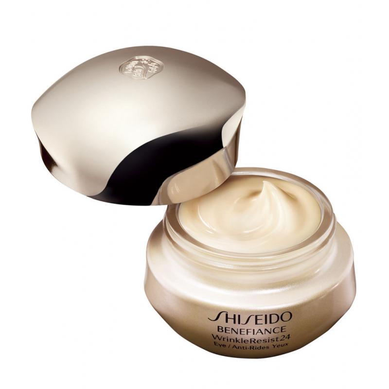 shiseido benefiance wrinkle resist 24 eye cream 15 ml. Black Bedroom Furniture Sets. Home Design Ideas