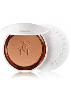 Guerlain Terracotta Bronzing Powder Puder Brązujący nr 03 Naturel / Natural - Brunettes 10 g (X-Mas Edition)