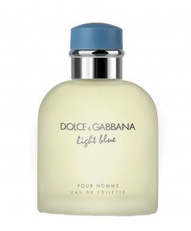 Dolce & Gabbana Light Blue Pour Homme Woda Toaletowa 125 ml Tester