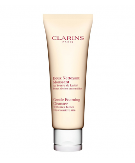 Clarins Gentle Foaming Cleanser With Shea Butter Pianka do Mycia Twarzy 125 ml