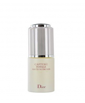 Dior Capture Total Haute Nutrition Nurturing Oil Treatment Pielęgnacyjny Olejek do twarzy i Szyi15 ml