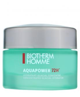 Biotherm Homme Aquapower 72H Skoncentrowany Krem Nawilżający 50 ml