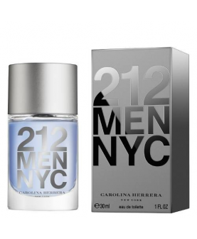 Carolina Herrera 212 Men NYC  Woda Toaletowa 30ml