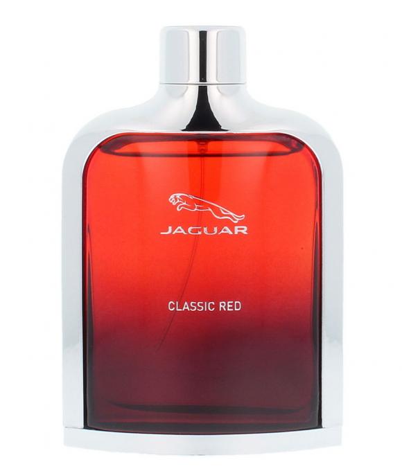jaguar classic red woda toaletowa 100 ml tester. Black Bedroom Furniture Sets. Home Design Ideas