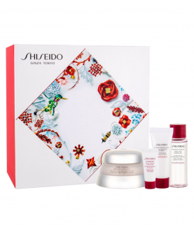 Shiseido Bio-Performance Advanced Super Revitalizing Zestaw Krem 50 ml + Serum 5 ml + Pianka 15 ml + Tonik 30 ml