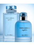 Dolce & Gabbana Light Blue Eau Intense Woda Perfumowana 100ml Tester