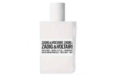 Zadig & Voltaire This is Her! Eau de Parfum pour Elle 100 ml