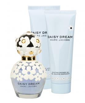 Marc Jacobs Daisy Dream Zestaw Woda Toaletowa 50 ml + Balsam 75 ml + Żel 75 ml