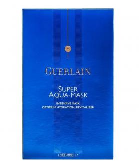 Guerlain Super Aqua - Mask Maseczka 6 szt.