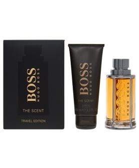 Hugo Boss The Scent Zestaw Woda Toaletowa 100 ml + Żel 100 ml