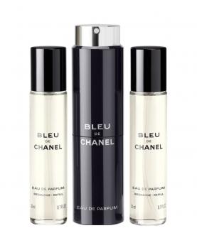 Chanel Bleu de Chanel Woda Perfumowana 3 x 20 ml