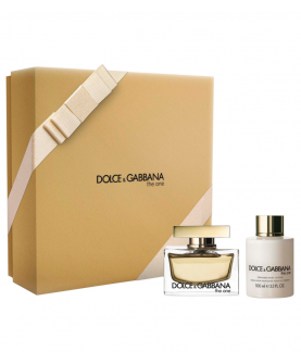 Dolce & Gabbana The One Woman Zestaw Woda Perfumowana 50 ml + Balsam 100 ml
