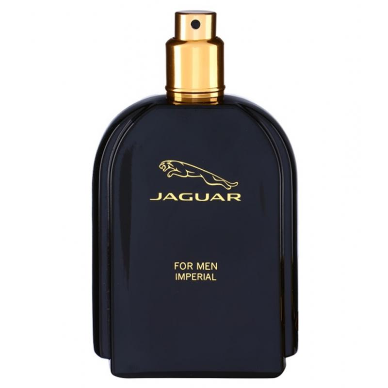 Jaguar For Men: Jaguar For Men Imperial Woda Toaletowa 100 Ml Tester