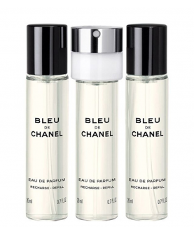 Chanel Bleu de Chanel Woda Perfumowana Wkłady 3 x 20 ml