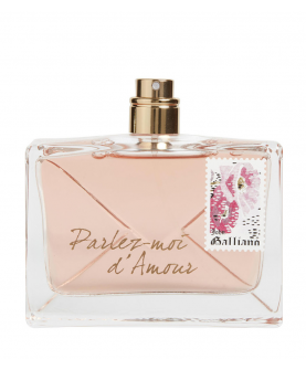John Galliano Parlez-Moi d´Amour Woda Perfumowana 80 ml Tester