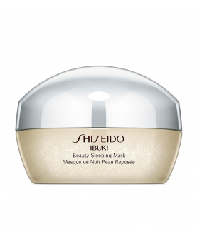 Shiseido Ibuki Beauty Sleeping Mask Maseczka do Twarzy 80 ml