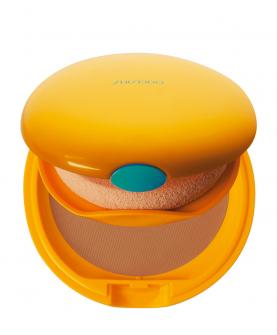 Shiseido Tanning Compact Foundation N Brązujący Podkład w Kompakcie SPF 6 Bronze 12 g