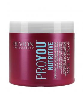 Revlon Professional Pro You Nutritive Maseczka do Włosów Suchych 500 ml