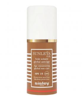 Sisley Sunleya Age Minimizing Global Sun Care SPF 15 Krem do Opalania Twarzy 50 ml