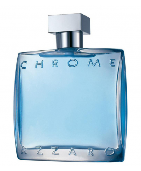 Azzaro Chrome Zestaw Woda Toaletowa 100 ml + Balsam po Goleniu 100 ml + Miniatura 7 ml