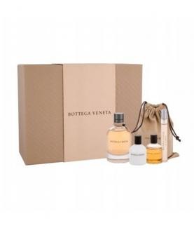 Bottega Veneta Zestaw Woda Perfumowana 75 ml + Miniatura 10 ml + Balsam 30 ml + Żel 30 ml